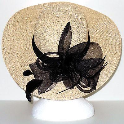 Cappello elegante cerimonia falda fascinator piume veletta nero rosa blu D0596 2