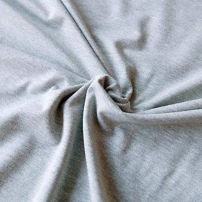 Jersey Stoff einfarbig | Uni Stoff | Top - Qualitäts - Baumwolljersey | Öko-Tex 10