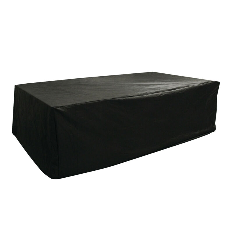 Extra Large Garden Rattan Outdoor Furniture Cover Patio Table Protection Black 5
