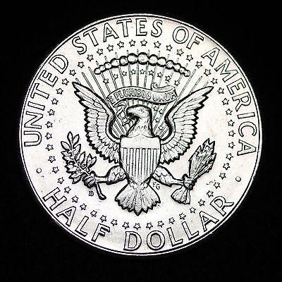 1964-D Kennedy Silver Half Dollar GEM BU FREE SHIPPING! 2