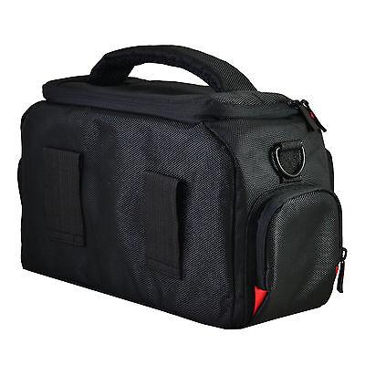 Large DSLR Camera Bag Case For Canon Eos 80D 100D 750D 700D 1200D 1300D (Black) 3