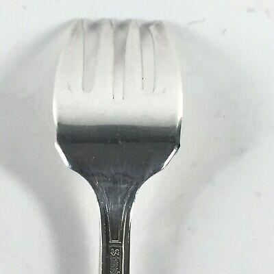 Antique Sheffield Plate Eight Fork Standard Silver Co Silverplate 6