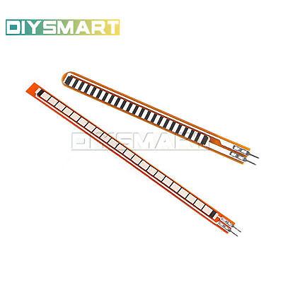 """Flex Sensor 2.2/""""inch Bend Sensor for Robotic Electronic Gloves Measuring Bending"""