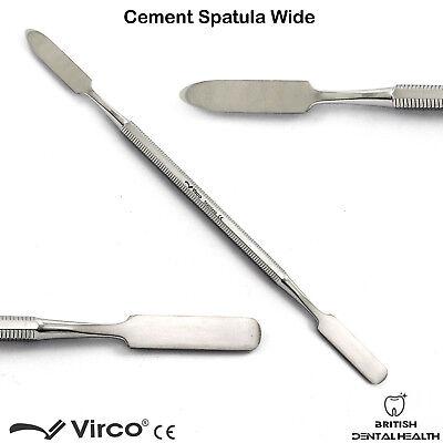 5 X Dental Cement Mixing Spatulas Amalgam Wax Spatula Dentist Laboratory Tool CE 3