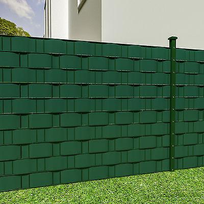 Pvc Sichtschutz Streifen Sichtschutzfolie Doppelstabmatten Zaun 70m