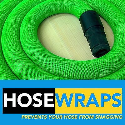 Festool Extraction HoseWrap Sleeve Kit *Green with Heatshrink 2