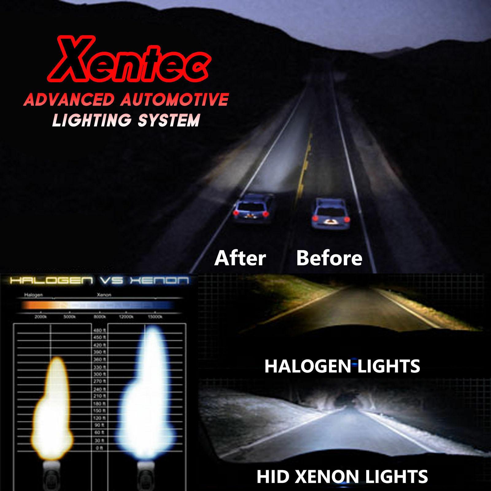 Xentec Xenon Headlight HID Kit for Honda Civic Accord H4 H11 9005 9006 880 H10 2