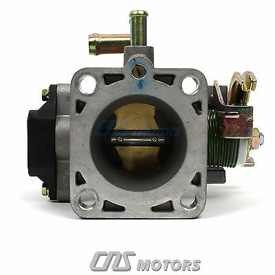 2 Of 4 GENUINE Throttle Body Manual Trans For 95 99 Hyundai Accent 15L OEM 3510022070