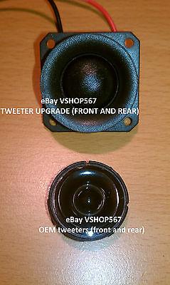 BMW 3 SERIES E46 Harman Kardon (or non-HK) Speaker UPGRADE Kit - 10 speakers
