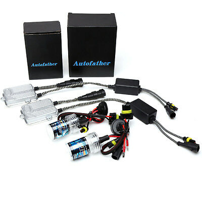 Hid Conversion Kit  9006 H1 H3 H4 H7 H11 9005 Xenon Headlight Bulbs 55W Ballast 2