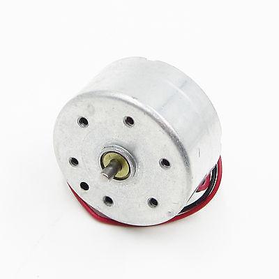 5PCS 3V-6V DC 0.35-0.4A Hobby Motor Type 130 Micro Motor Toy Motor DC Motor RS