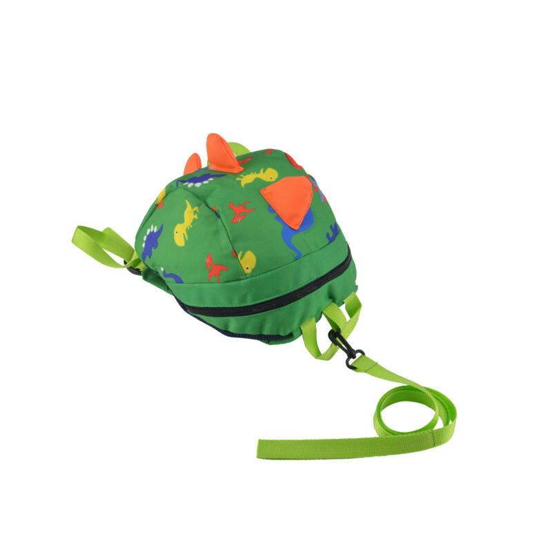 Cartoon Baby Toddler Kids Dinosaur Safety Harness Strap Bag Backpack with Reins 5