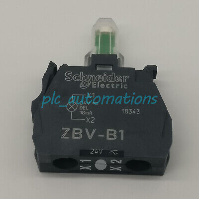 DC 1pcs New Schneider Button Switch Module ZBV-B1 ZBVB1 24VAC
