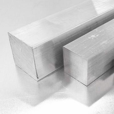 Aluminium Vierkant Vierkantstab Alu Block Alcumgpb Block 4kant 4