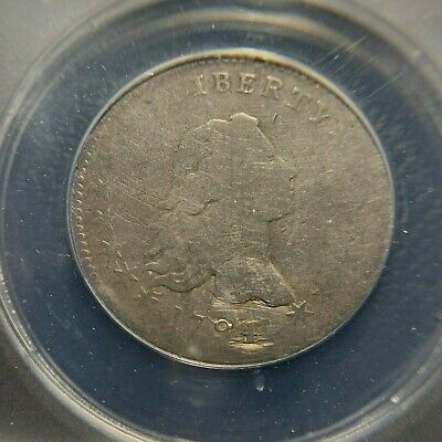 1794 Flowing Hair Half Dollar O-110 ANACS G4 Good 50c Rare Silver Type R7 5