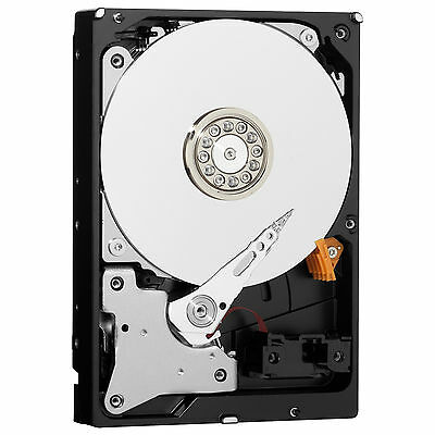 "WD Red 3.5"" Internal NAS HDD 1TB/2TB/3TB/4TB/5TB/6TB/8TB SATA3 64-128MB Network 5"