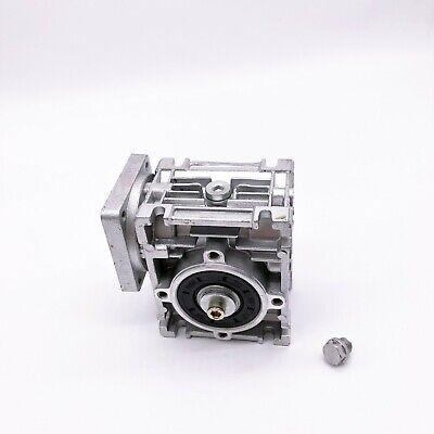 5:1 Worm Gear Reducer Speed Gearbox NMRV030 for NEMA23 Sevor / Stepper Motor 2
