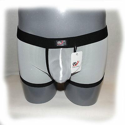 WJ - Pants Transparent Weiß Size M - extra heiß -  (559) 2