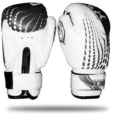 2oz 4oz 6oz Kids Boxing Gloves Junior Mitts Punch Bag Children Gel Pad Gloves 3