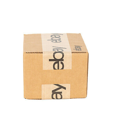 "eBay-Branded Boxes With Black Color Logo 8"" x 6"" x 4"" 3"