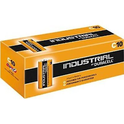 Duracell Industrial C MN1400 1.5V Alkaline Professional Performance Battery HQ