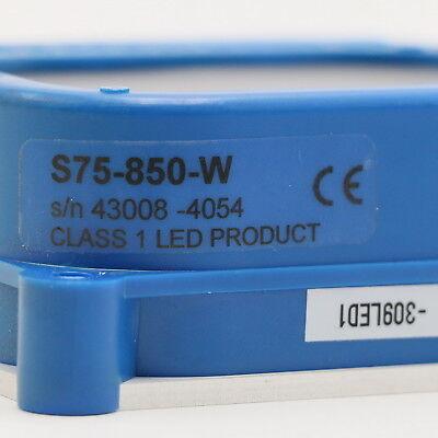 Smart Vision Lights S75-850-W Infrarot LED-Leuchte inkl. Halter