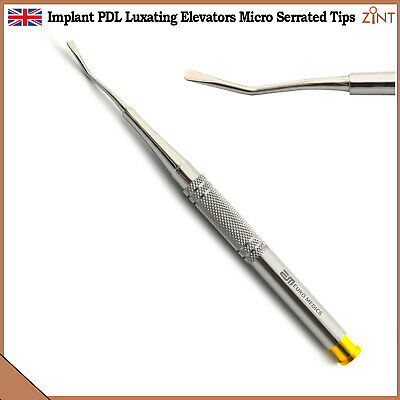 PDL Luxation Root Extraction Oral Surgery Dental Elevators Periodontist Lab Tool 3