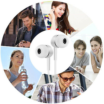 Gold Earbuds Headphones with Mic and Remote for iPhone 6s 6 6Plus 5s 5c 4s iPod 12