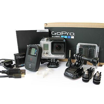 GoPro HERO 3+ Black Edition 4K HD Caméra d'Action étanche - Certifiée Rénovée 7