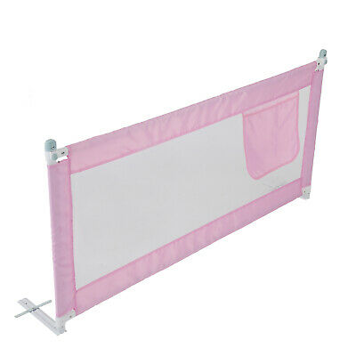 180CM Bed Safety Guards Folding Child Toddler Bed Rail Safety Protection New 9