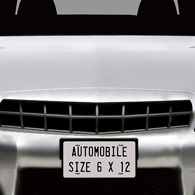 FLORIDA Personalized Custom License Plate Tag for Auto Car Bicycle ATV Bike etc 5