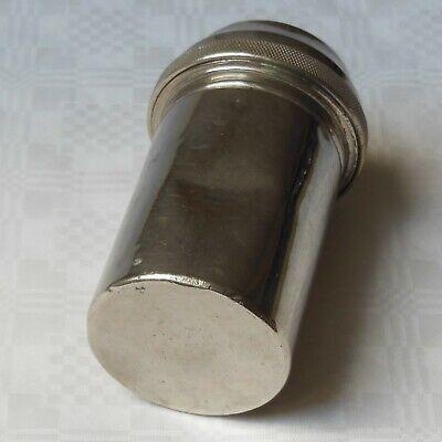 DREI-PFEIL MARKE - MAXIMUS antike Box für Spritzen und Nadeln Sterilisator WW2 4