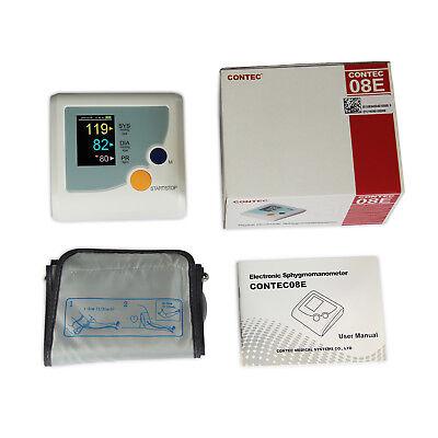 New Digital Blood Pressure Monitor Electronic Sphygmomanometer Automatic NIBP 2