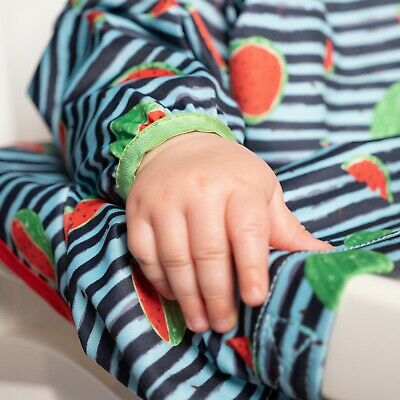 BIBaDO Catch it All, Cover All Full Cover Baby Led Weaning Bib 4
