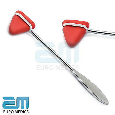 Set Of 3 Reflex Hammer Pinwheel Testing Buck Neurological Instruments Neurology 4