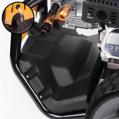 Wilks-USA Pressure Washer - 3950PSI / 272BAR - Petrol Jet Power Car Wash Cleaner 8
