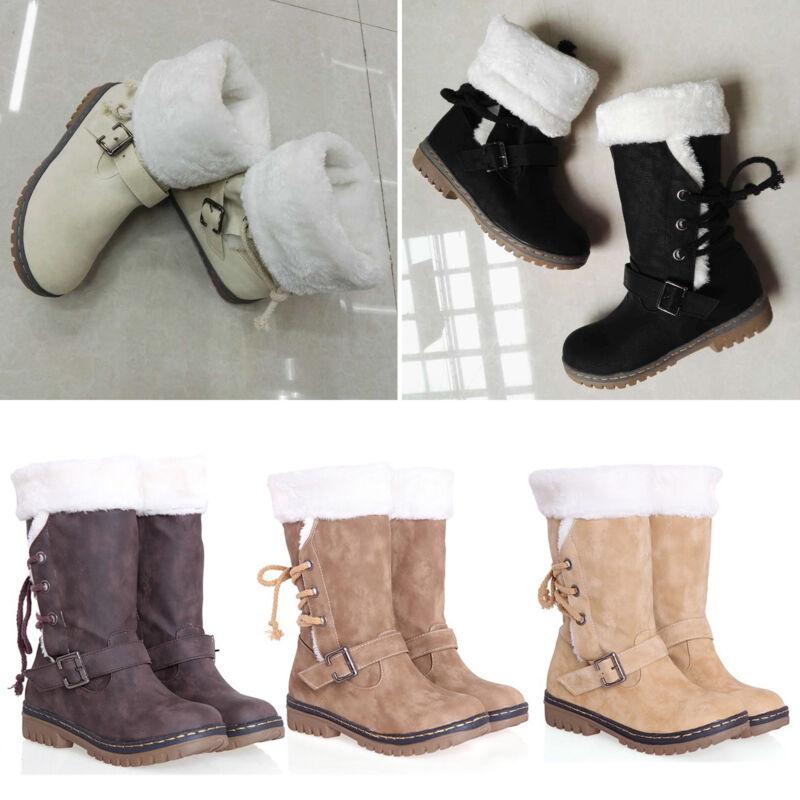 2ec9deac6fb Imperméable Ski chaussures bottes d hiver neige fourrure chaude taille  femmes 2 2 sur 11 ...