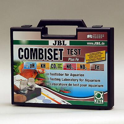 JBL Test Combi Set Plus FE (Eisen) / Testkoffer / Testlabor Süßwasser Wassertest 3
