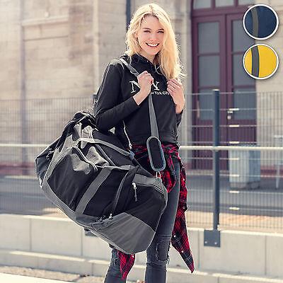 e41741e8e0ae7 ... Sporttasche Tasche Reisetasche Reisekoffer Trainigstasche 90l  70x35x35cm Gelb 2