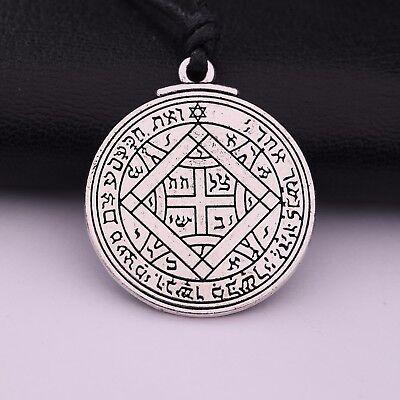 Ancient Amulet Key of Solomon Ultimate Love Pendant Gift Necklace for Women Men 5