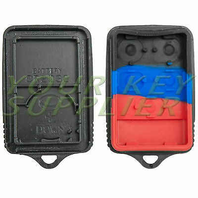 Remote Key Fob Shell Case Fix for 2003 2004 2005 2006 2007 Lincoln Navigator