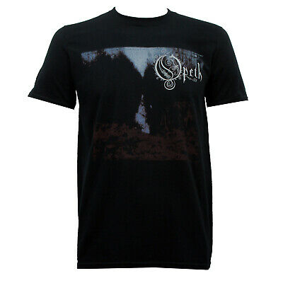 Authentic OPETH Band Morningrise Album Cover Art Rock Metal T-Shirt S-2XL NEW