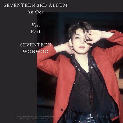 Seventeen - [An Ode] 3rd Album CD+PhotoBook+Mini Book+Card+Pre-Order+Gift 12