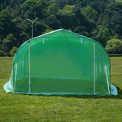 20'x10'x7' Larger Hot Green House Walk-In Greenhouse Plant Outdoor Gardening 4