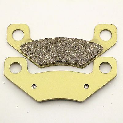 15-16 Bombardier Rear Brake Pads DS250 2007-2014 Indian Scout 2006 Can Am