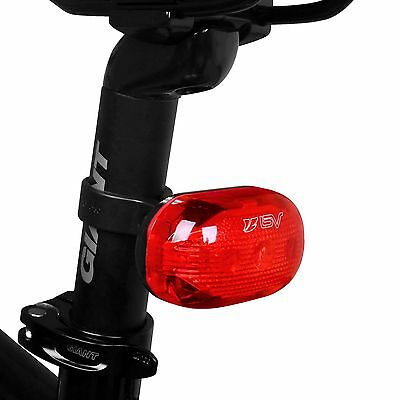 BV Bike 5 LED Front Head /& Tail Flash light Set Quick Release Lamp NEW BV-L805