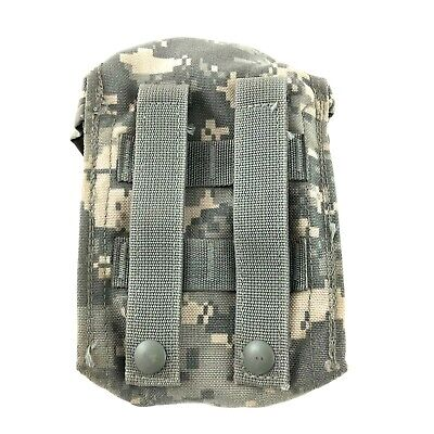 Military Individual First Aid Kit Pouch IFAK, ACU MOLLE Medical Pouch, 2 PACK 5