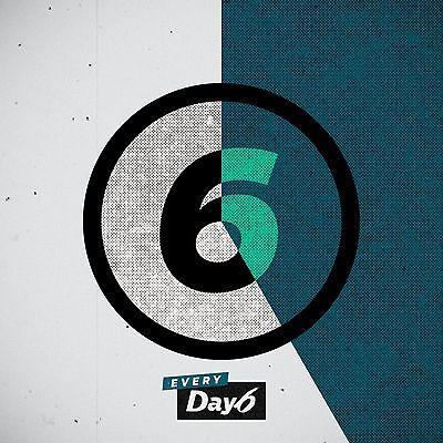 US SHIPPING Day6 Sunrise 1st Album CD+PhotoBook+ClearCover+LyricsBook+Card 8