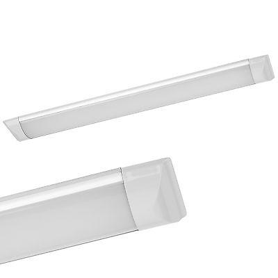 LED Bürolampe Deckenleuchte Lampe Aufbauleuchte Deckenlicht kaltweiß 150cm 45W