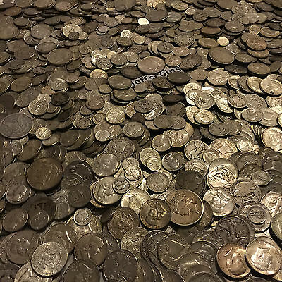 ✯1 Ounce OZ 90% SILVER US COINS $✯OLD ESTATE SALE LOT HOARD✯ BULLION +FREE GOLD✯ 3